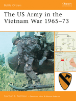 The US Army in the Vietnam War 1965–73