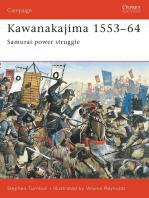 Kawanakajima 1553–64
