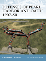 Defenses of Pearl Harbor and Oahu 1907–50