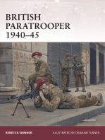 British Paratrooper 1940–45