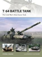 T-64 Battle Tank