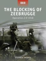 The Blocking of Zeebrugge