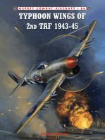 Typhoon Wings of 2nd TAF 1943–45