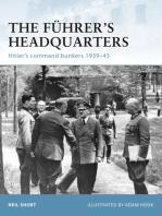 The Führer's Headquarters