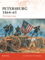 Petersburg 1864–65