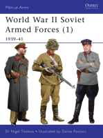 World War II Soviet Armed Forces (1)