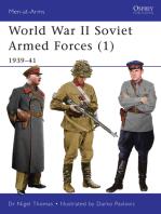 World War II Soviet Armed Forces (1)