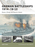 German Battleships 1914–18 (2)