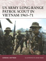 US Army Long-Range Patrol Scout in Vietnam 1965-71