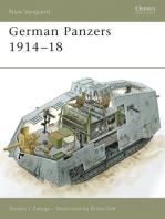 German Panzers 1914–18