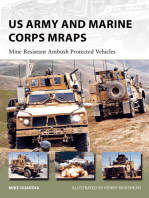 US Army and Marine Corps MRAPs
