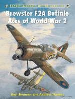 Brewster F2A Buffalo Aces of World War 2