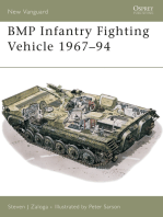 BMP Infantry Fighting Vehicle 1967–94
