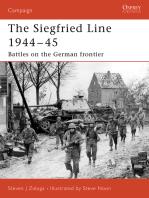 Siegfried Line 1944–45