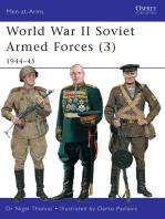 World War II Soviet Armed Forces (3)