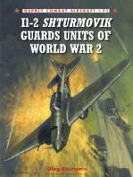 Il-2 Shturmovik Guards Units of World War 2