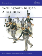 Wellington's Belgian Allies 1815