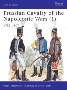 Prussian Cavalry of the Napoleonic Wars (1): 1792–1807