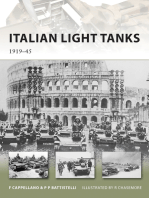 Italian Light Tanks
