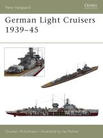 German Light Cruisers 1939–45