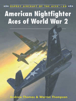 American Nightfighter Aces of World War 2