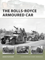 The Rolls-Royce Armoured Car