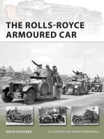 The Rolls-Royce Armoured Car