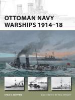 Ottoman Navy Warships 1914–18