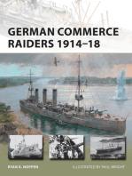 German Commerce Raiders 1914–18