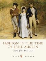 Fashion in the Time of Jane Austen