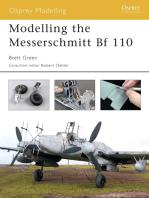 Modelling the Messerschmitt Bf 110