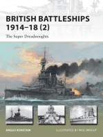 British Battleships 1914–18 (2)