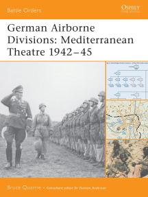 German Airborne Divisions: Mediterranean Theatre 1942–45