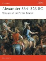 Alexander 334–323 BC