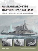 US Standard-type Battleships 1941–45 (1)