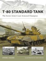 T-80 Standard Tank