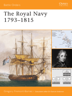 The Royal Navy 1793–1815