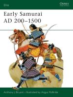 Early Samurai AD 200–1500