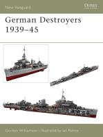 German Destroyers 1939–45