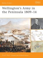 Wellington's Army in the Peninsula 1809–14