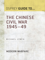 The Chinese Civil War 1945–49
