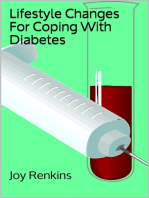 Lifestyle Changes for Coping With Diabetes