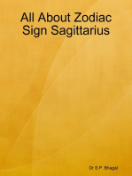 All About Zodiac Sign Sagittarius