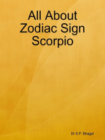 All About Zodiac Sign Scorpio