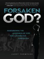 Forsaken God?