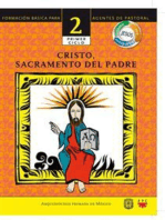 Manual 2. Cristo, sacramento del Padre