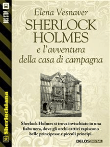 Sherlock Holmes e l'avventura della casa di campagna