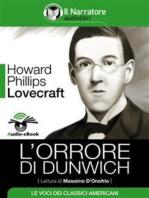 L'orrore di Dunwich (Audio-eBook)
