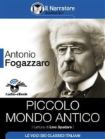 Piccolo mondo antico (Audio-eBook)
