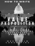 How to Write the Value Proposition